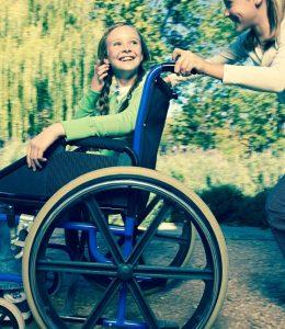 Wspieramy dzieci niepełnosprawne